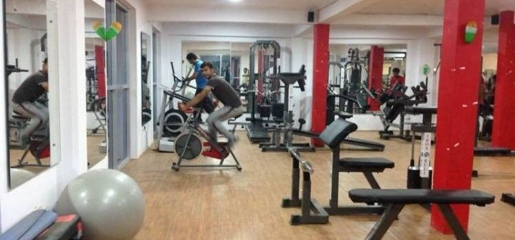 Iron Bull Gomti Nagar, Lucknow | Fees & Reviews | Gympik
